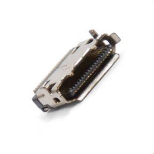 Разъем для LG KE820, KE850, KG810, KS20, KU800 ориг.