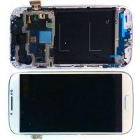 Дисплей для Samsung i9505 Galaxy S4 TFT белый в сборе