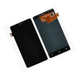 Дисплей для Fly IQ4516 с тачскрином черный