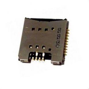 Коннектор SIM карты и MicroSD для LG P765, P760