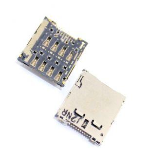 Коннектор SIM карты для LG F100, P895, VS950