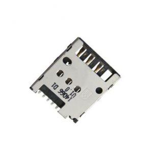 Коннектор SIM карты для Nokia 530 502 X2 DUAL 630 730 635 636