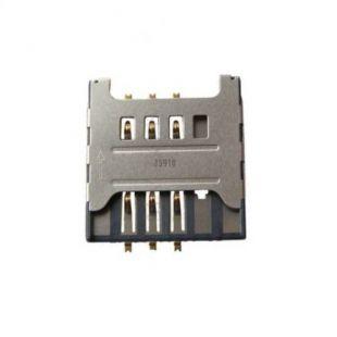 Коннектор SIM карты для LG E400, E405, E430, E435