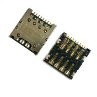 Коннектор SIM карты для LG E988, H818, D335, H502, H422, F320