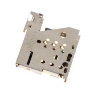 Коннектор SIM карты для Nokia 1520