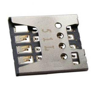 Коннектор SIM карты для Sony E2003, E2033, E2105, E2115