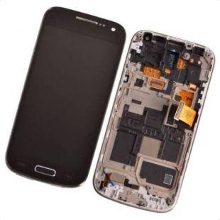 Дисплей для Samsung i9192, i9190, i9195 с тачскр. черн