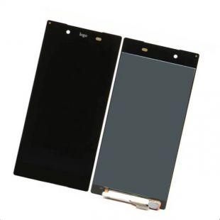 Дисплей для Sony E6603, E6653, E6633, E6683 оригинал черный