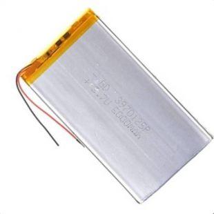 Аккумулятор для планшетов 4000 mA, 3,7v 3.5*67*132