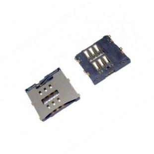 Коннектор SIM карты для iPhone 4, 4S