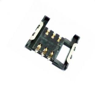 Коннектор SIM карты для Samsung C100 считыватель, слот