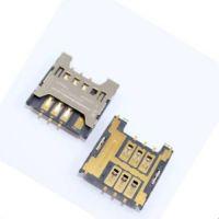 Коннектор SIM карты для Samsung i9070, i9250 считыватель слот