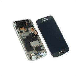 Дисплей для Samsung i9192i, i9195i с тачскр. черный