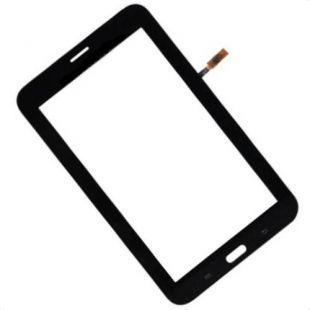 Тачскрин для Samsung T110, T113 Tab 3 Lite черный