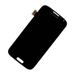 Дисплей для Samsung i9500 Galaxy S4 чёрный в сборе