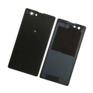Крышка АКБ для Sony Xperia Z1 Compact D5503 черная
