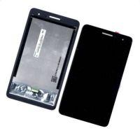 Дисплей для Huawei MediaPad T1-701u с тачскр. черный