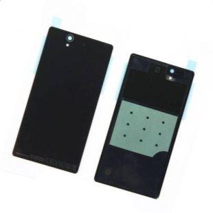 Крышка АКБ для Sony Xperia Z C6602, C6603 черная
