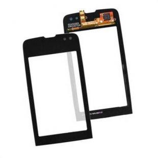 Тачскрин для Nokia 308, 309, 310 Asha черный оригинал