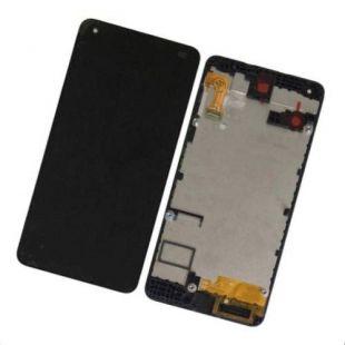 Дисплей для Nokia Microsoft lumia 550 с тачскр. чер