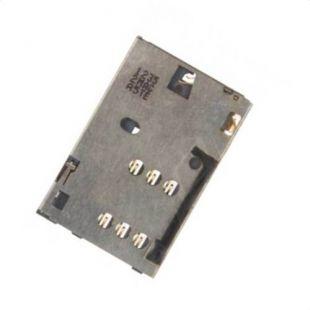 Коннектор SIM карты для Nokia 112, 202, 305, 306, 308