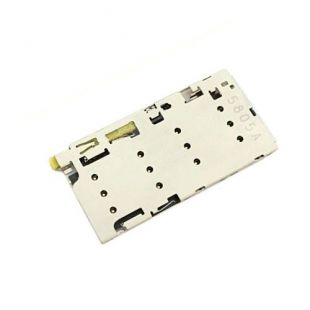 Коннектор SIM карты для Sony E6683, E6883, E6633, E6833