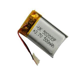 Аккумулятор для mp3 плеера 300 mAh 3,7v 6*20*30 мм