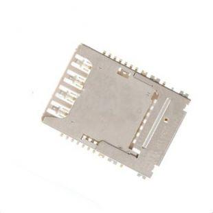 Коннектор SIM карты для LG D850, D851, D855, VS985 и MicroSD