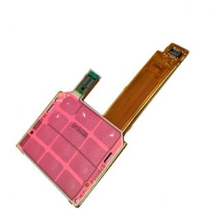 Подложка нижней клавиатуры для Nokia E65 мембрана