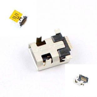 Разъем для Alcatel, для Philips miniUSB 10pin