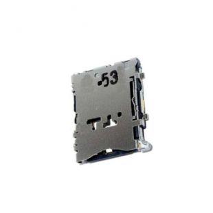 Коннектор SIM карты для Samsung A300F, A500F, A700