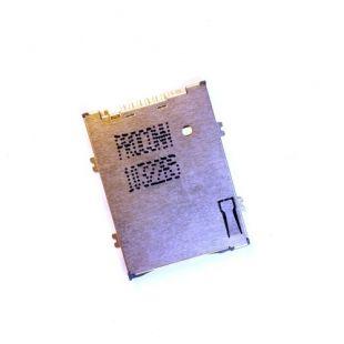 Коннектор SIM карты 9 pin (считыватель, слот)