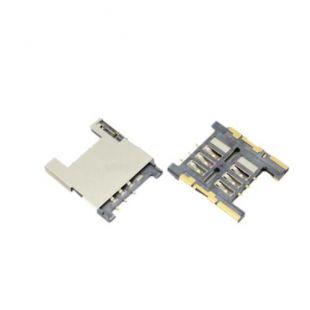 Коннектор SIM карты для HTC Dopod, Rhyme S510b, Desire HD