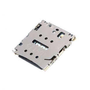 Коннектор SIM карты для Huawei Ascend P6, MediaPad X1
