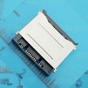 Коннектор SIM карты для Lenovo S870 считыватель двойной