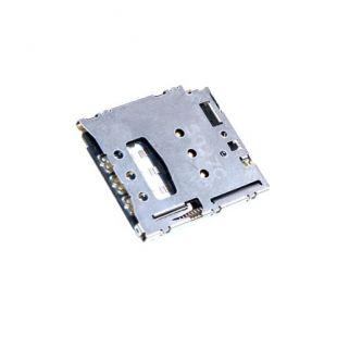 Коннектор SIM карты для Lenovo A5500, B6000, S8000