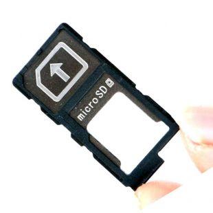 Лоток сим карты для Sony Xperia Z5 E6603, E6653, E6853, E6553