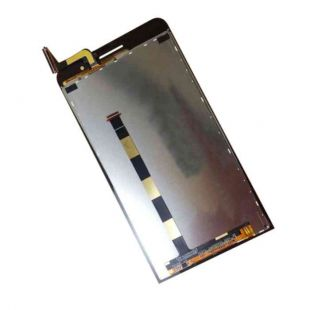 Дисплей для Asus ZenFone 6 A600CG, A601CG c тачскрином черный