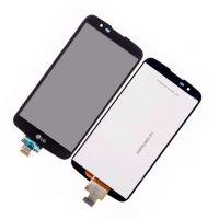 Дисплей для LG K410, K420N, K430DS, K430N с тачскрином, чёрный