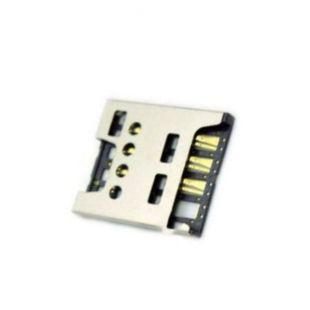 Коннектор SIM карты для LG K5 X220DS, Ray X190 слот