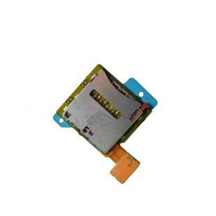 Коннектор SIM карты для Sony D5303, D5306, XM50t со шлейфом