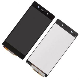 Дисплей для Sony D6502, D6503, D6543, D6553, черный, оригинал