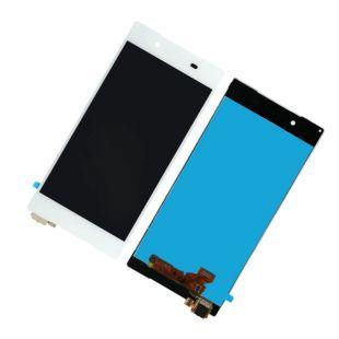 Дисплей для Sony E6603, E6653, E6633, E6683 оригинал белый
