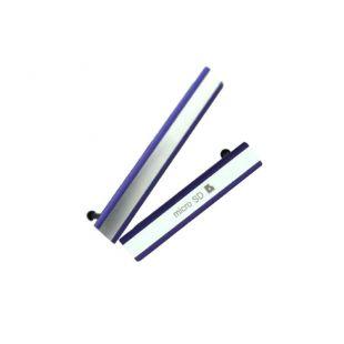 Заглушки для Sony D6502, D6503, D6543, D6553, SO-03F, фиолетовые
