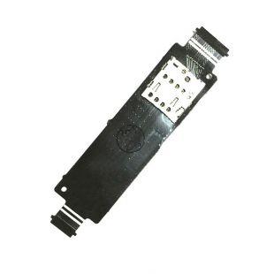 Коннектор SIM карты для Asus ZenFone 5 A500KL на шлейфе