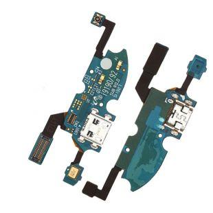 Разъём для Samsung I9190, I9192 Galaxy S4 Mini microUSB на плате