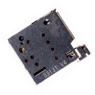 Коннектор SIM карты для Nokia Lumia 720