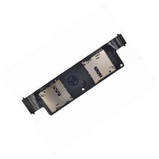 Коннекторы SIM карт для Asus Zenfone 4 A450CG, T00Q на шлейфе