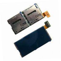 Коннекторы SIM для Sony D5322 Xperia T2 Ultra на плате со шлейфом