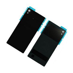 Крышка АКБ для Sony Xperia Z3+ E6553, E6533, Xperia Z4 черная